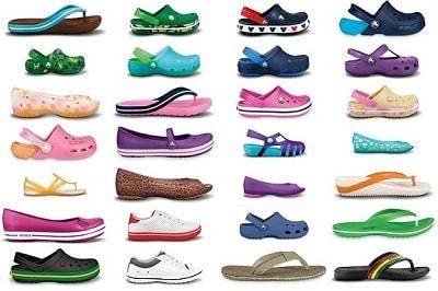 فروش کفش های کروکس Crocs