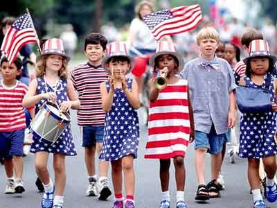 روز استقلال آمریکا - برندهای میهنپرستانهی آمریکایی