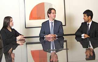 مصاحبه انتخاب عضو تیم بازاریابی بازاریاب