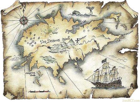 Pirate ship Battleship فرهنگ تیم فروش کشتی جنگی دزدان دریایی
