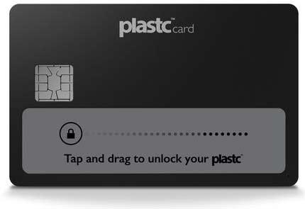 Plastc Card marketing کارت اعتباری