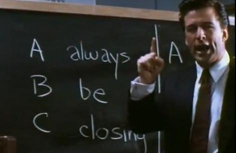 مدیریت حرفه ای فروش ABC