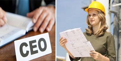 engineers-turned-CEOs مهندسین، مدیران اجرایی