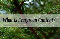 evergreen content محتوای همیشهسبز