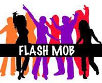 flash mob marketing بازاریابی فلش ماب