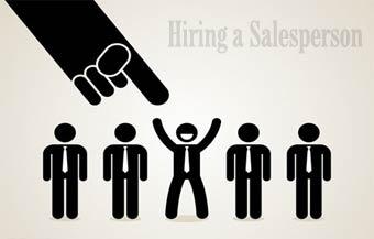 10 مورد که باید قبل از استخدام فروشنده بدانیم
