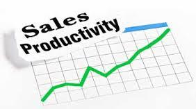 sales productivity بهره وری فروش