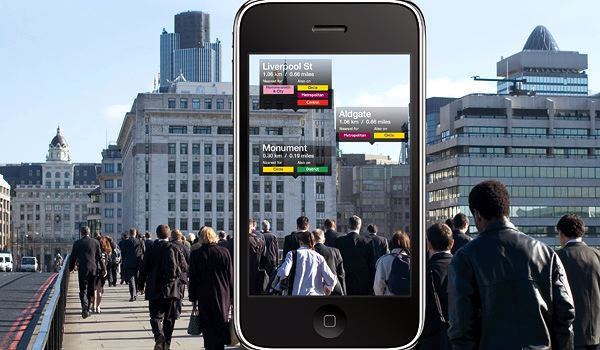 Augmented Reality تکنولوژِی واقعیت افزوده