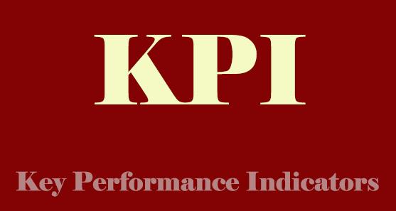 شاخصهای کلیدی عملکرد ( Key Performance Indicators ( KPIs