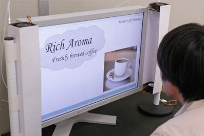 حس بویایی در دنیای بازاریابی و تبلیغات - انتقال بو