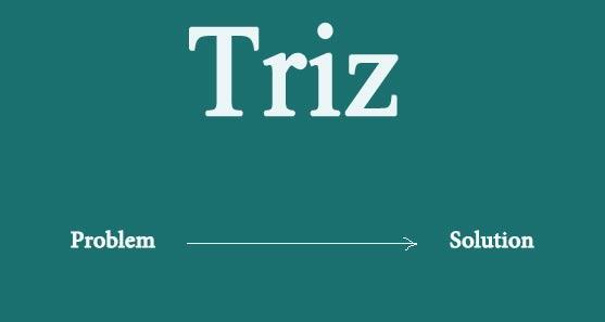 triz تریز نوآوری نظام یافته ابزار حل خلاق مسئله تریز