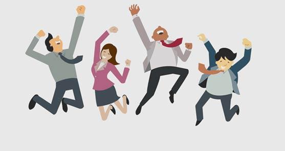 بهبود روحیه کارکنان باعث بهبود بهرهوری