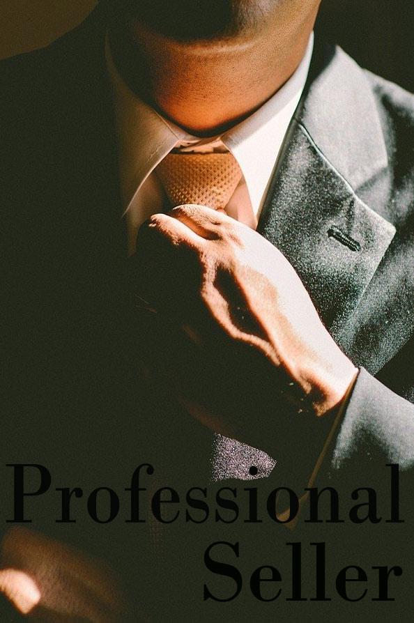 فروشنده حرفه ای هستید یا یک فروشنده معمولی