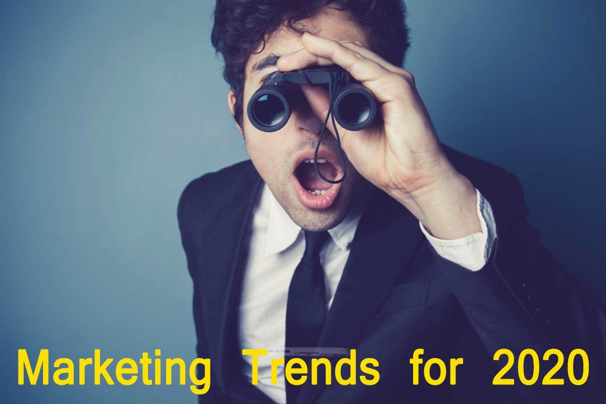 پیش بینی بازاریابی 2020 روند بازاریابی روند بازاریابی تا سال 2020 - چهار نیاز اساسی آینده بازاریابی