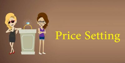 قیمت گذاری تعیین قیمت price setting