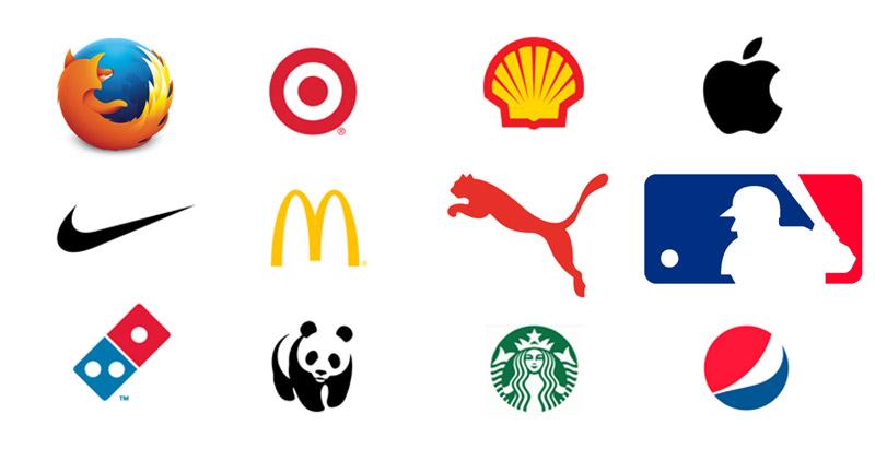 انواع لوگو لوگوی تصویری types of logos Pictorial