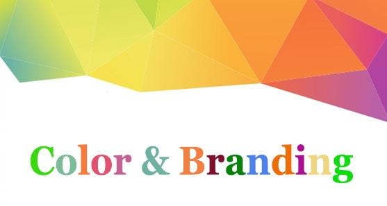 رنگ برند در بازاریابی تبلیغات و برندینگ