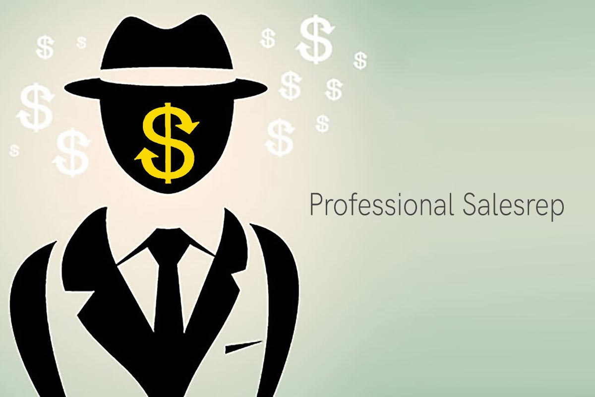 فروشنده حرفهای موفق ویژگیهای فروشنده حرفه ای