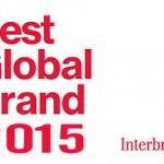 100 برند ارزشمند جهان در سال 2015 از سوی شرکت اینتربرند آمریکا اعلام شد