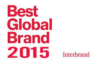 ۱۰۰ برند ارزشمند جهان در سال ۲۰۱۵