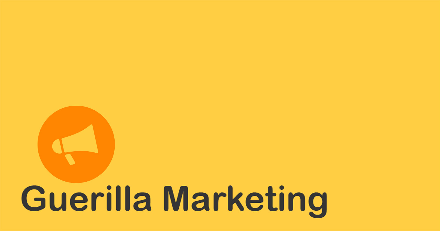Guerrilla Marketing بازاریابی چریکی بازاریابی پارتیزانی