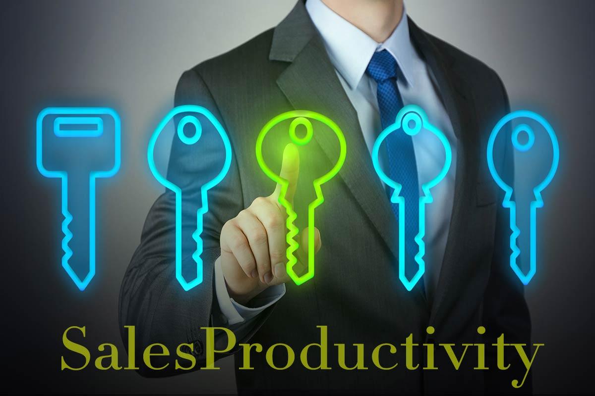 Sales Productivity افزایش بهرهوری فروش
