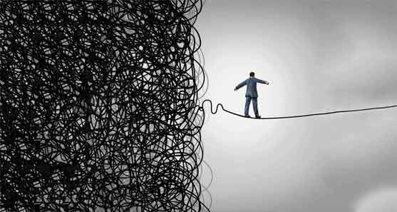 ترس فروشنده salesrep fear اضطراب استرس ترس فروشنده