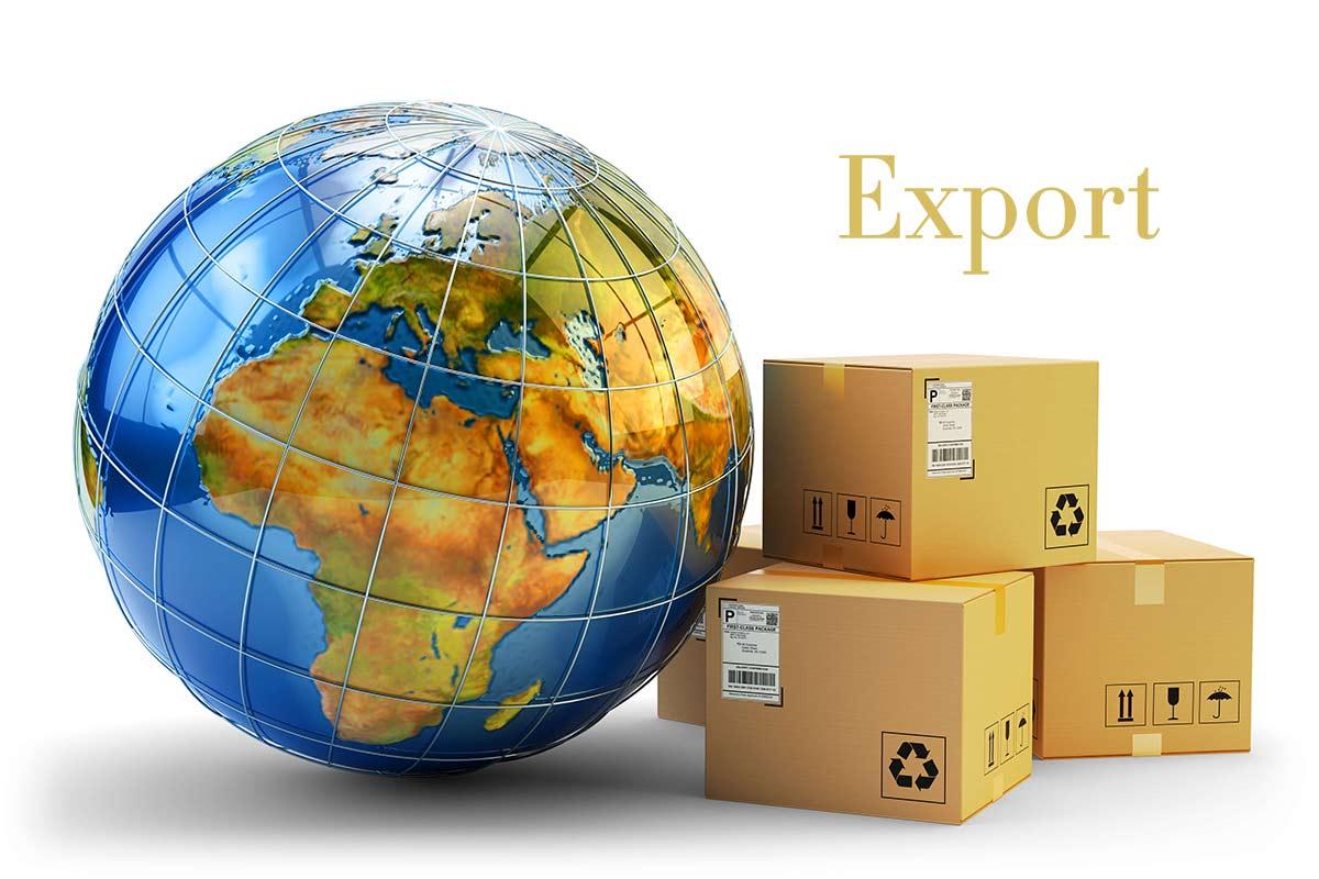 روش صادرات به اروپا