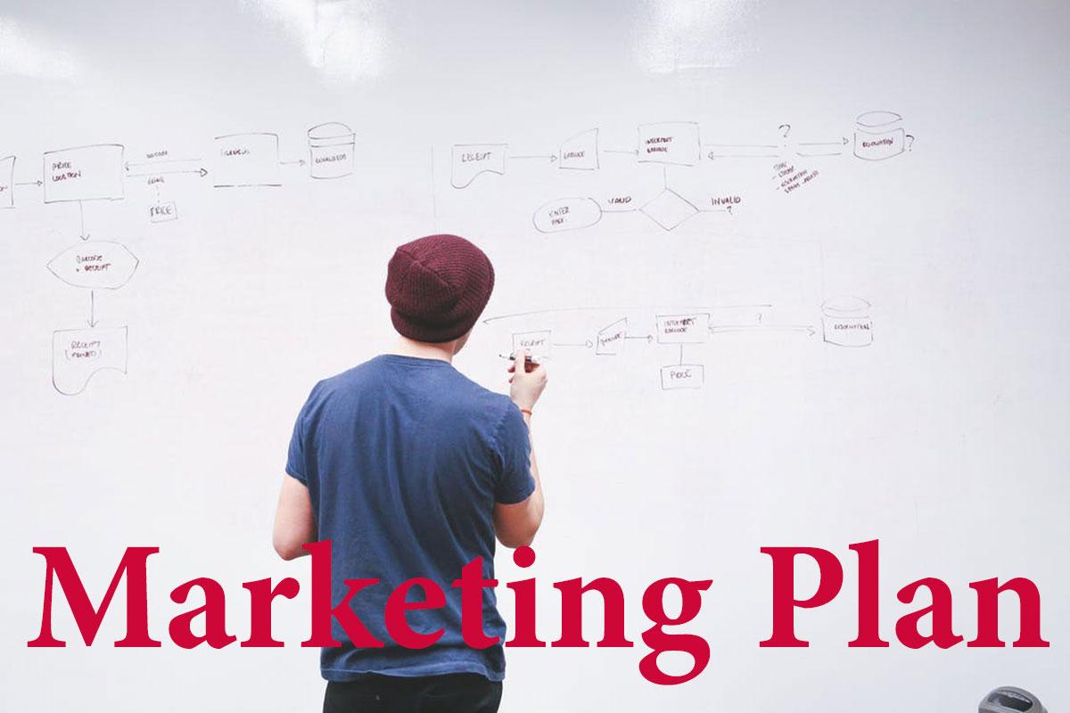 مارکتینگ پلن سند بازاریابی برنامه بازاریابی business plan