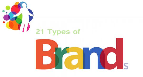 انواع برند معرفی 21 نوع متفاوت از برند