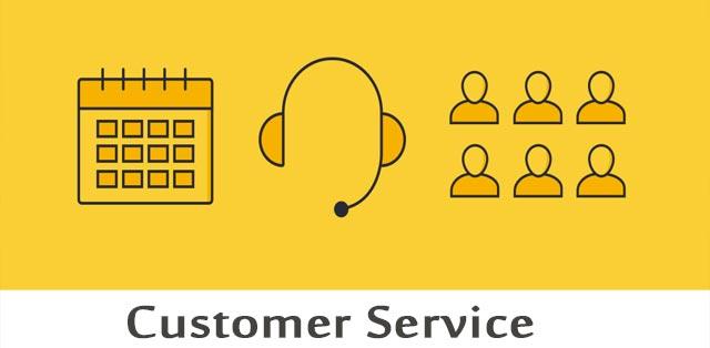 Customer Service خدمت به مشتری