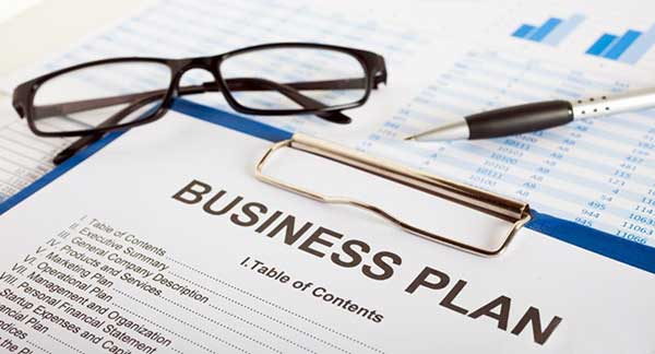 بیزنس پلن business plan