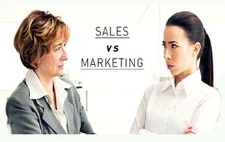 دلیل اینکه فروشندهها از بازاریابها متنفرند