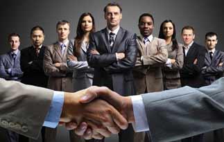 10 نوع متفاوت از مدیران فروش
