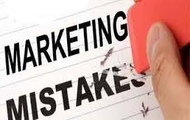 اشتباه استراتژی مدیریت بازاریابی