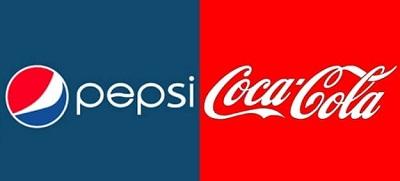 تغییر لوگو در پپسی و کوکاکولا