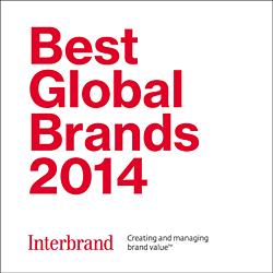 100 برند ارزشمند جهان در سال 2014 معرفی شدند