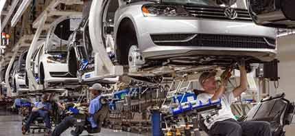 بهبود تعادل میان کار و زندگی شرکت خودروسازی آلمانی فولکس واگن VolksWagen