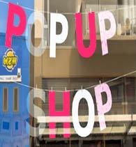 فروشگاه Pop-Up Shop