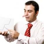 هشت دروغی که فروشنده به مدیر خود میگوید