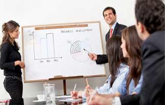 اثر آموزش تکنیکهای فروش بر اثربخشی تیم فروش