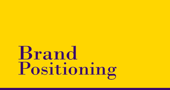بیانیه جایگاه یابی برند Brand Positioning جایگاه برند