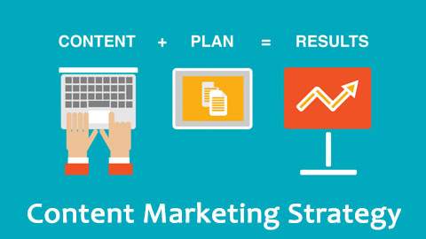 استراتژی بازاریابی محتوا content marketing