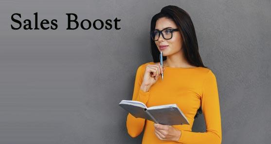 آموزش افزایش فروش
