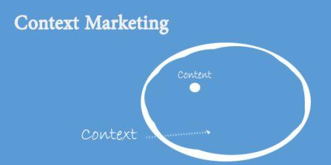 context marketing بازاریابی مفهوم