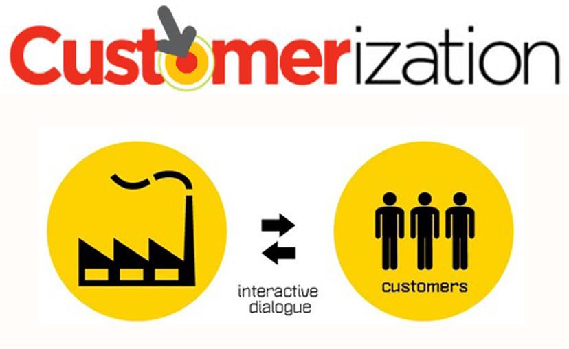تولید سلیقه گرا Customerization چیست ؟