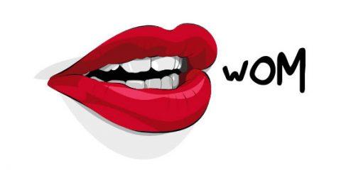 تبلیغات دهان به دهان wom word of mouth