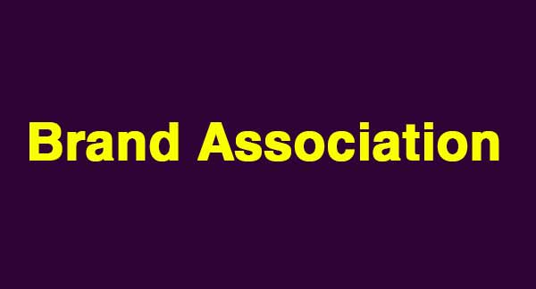 تداعی برند Brand Association تداعیات برند