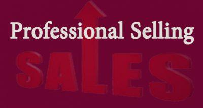 آموزش-فروشندگی Professional Selling