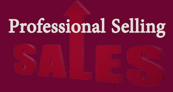 آموزش فروشندگی Professional Selling